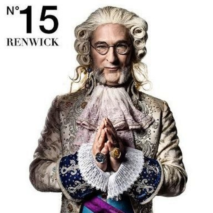 Print Ad for 15 Renwick