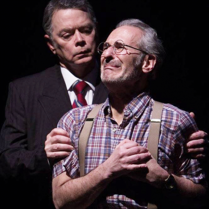 "As Ned Weeks in ""The Normal Heart"" at Burning Coal Theatre"